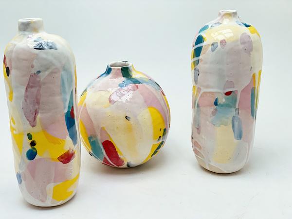 A.Cheng Tall Dream Vase Series