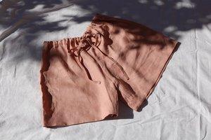Muse the Label Ana Shorts - Blush