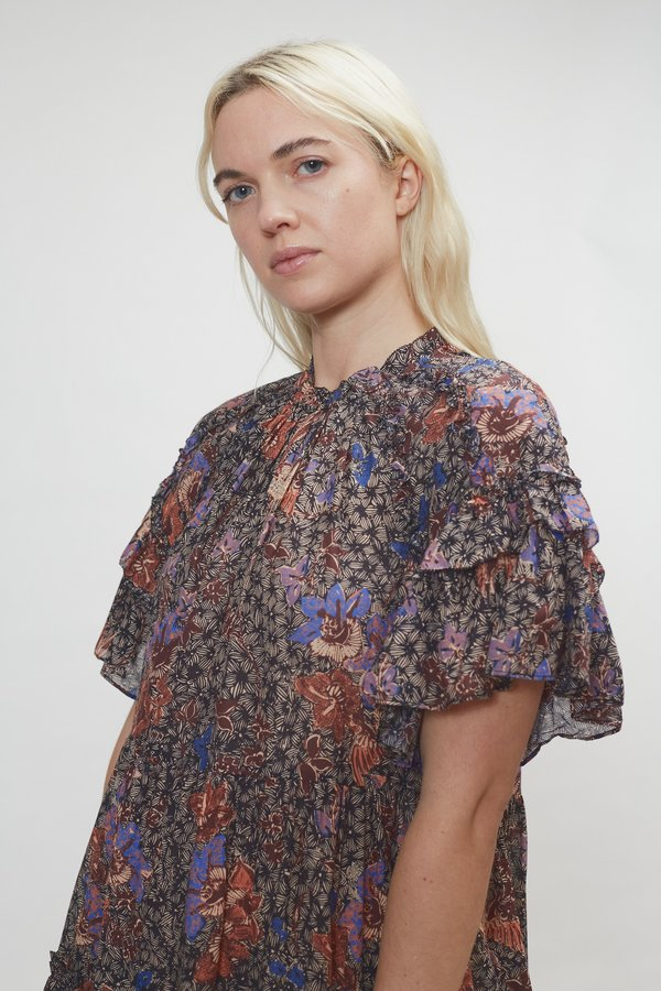 Ulla Johnson Delia Dress - Jet