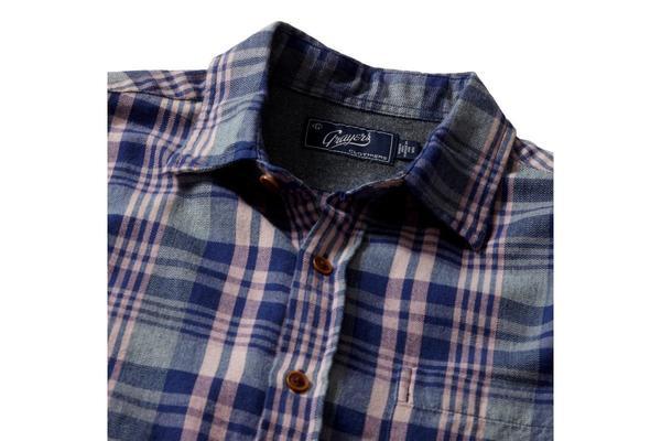 Grayers Sonora Light Weight Flannel Shirt