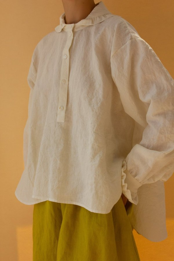 Cawley Lydbrook Irish Linen Shirt