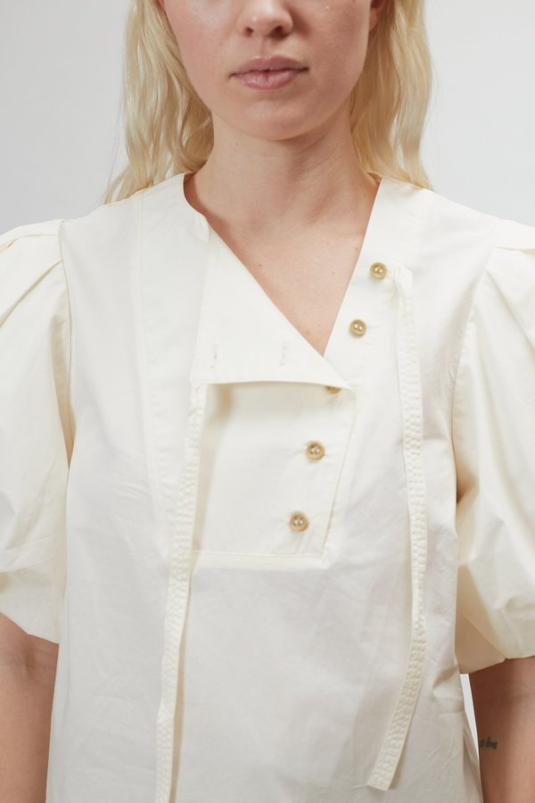 Ulla Johnson Elise Top - Blanc