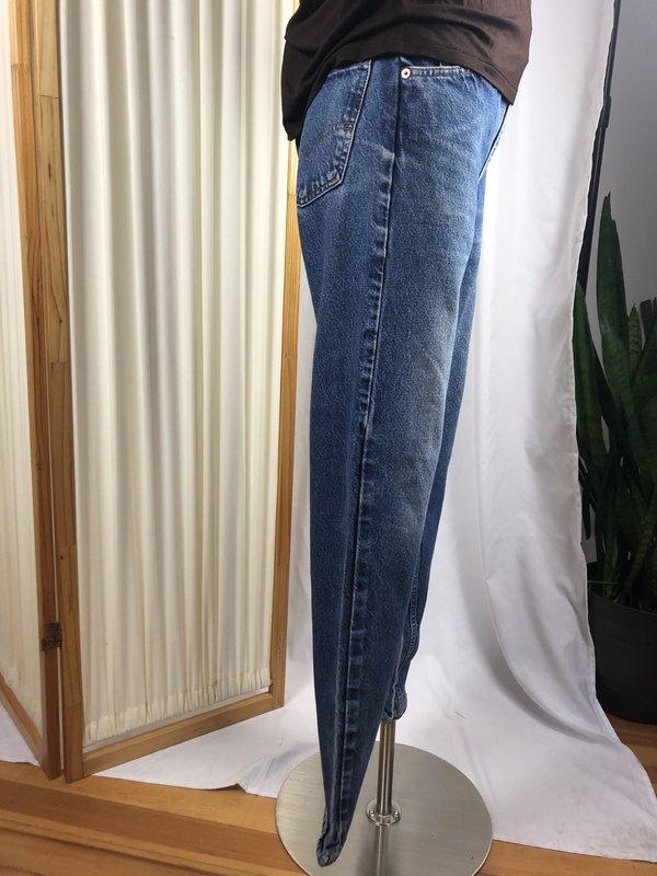 Vintage Levi's 505 High Rise Denim Jean