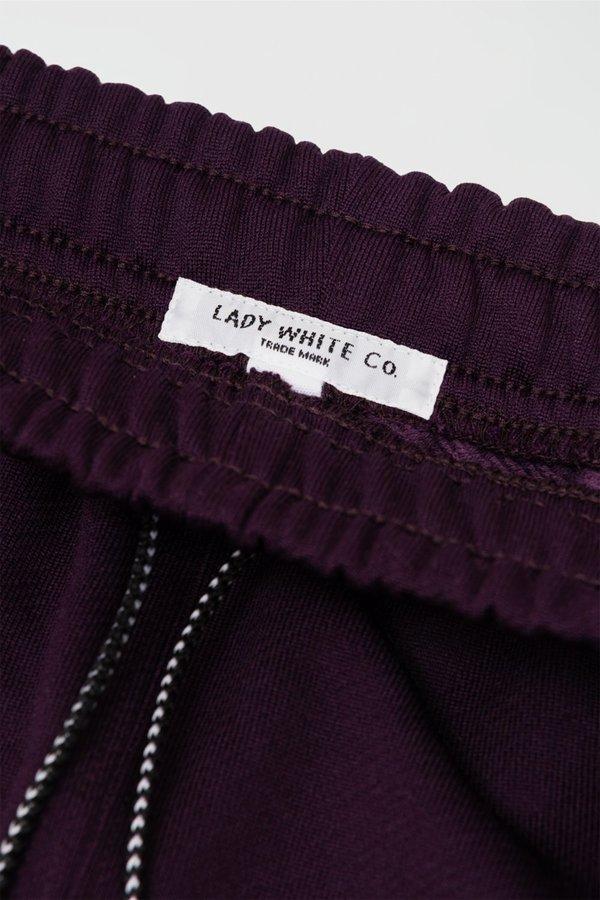 Lady White Co. Sport Trouser - Burgundy