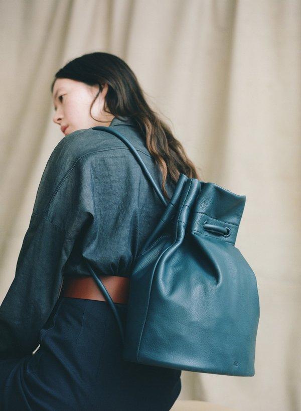 [Pre-loved] ARE Studio Bell Backpack - Navy