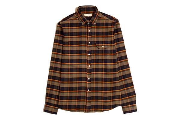 Far Afield Larry  Shirt Ural Long Sleeve - Check