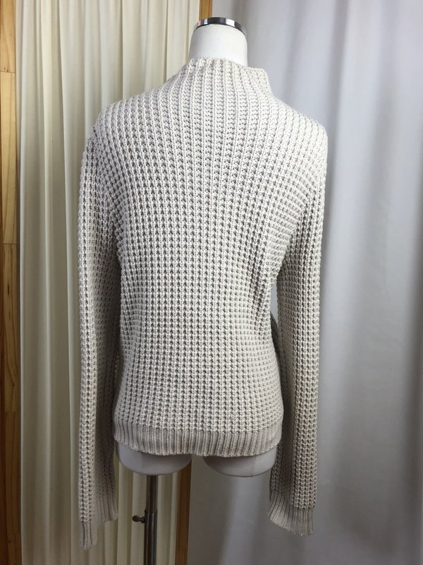 [Pre-loved] Margaret O'Leary Zip Front Sweater