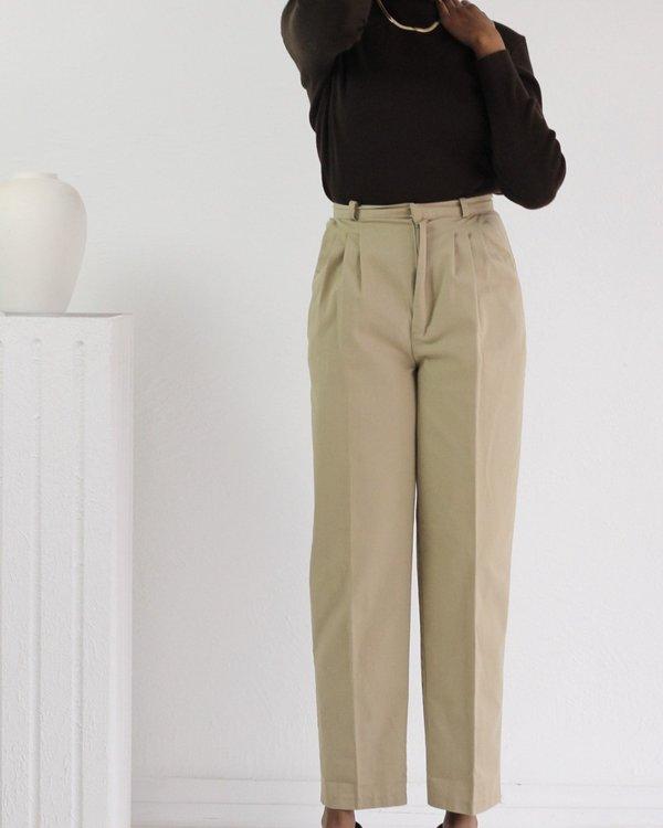 Khaki Trouser | Vintage