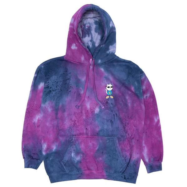 Nerm And The Gang Hoodie 'Tie Dye'