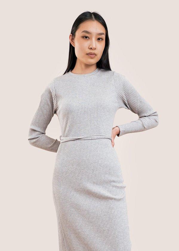Baserange Brig Dress - gray
