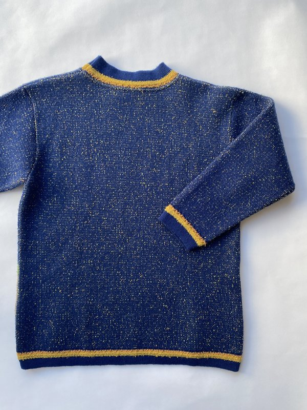 WOLF & GYPSY VINTAGE 1990's House Jumper