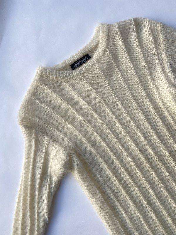 WOLF & GYPSY VINTAGE Cacharel Rib Knit Jumper