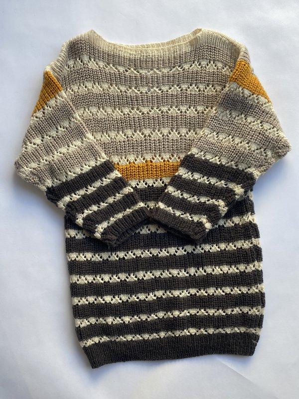WOLF & GYPSY VINTAGE Hand Crochet Jumper