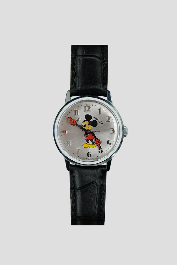 Vintage Mickey Mouse Manual Watch