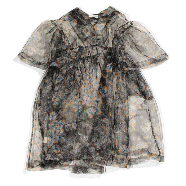 Henrik Vibskov Balsam Dress - Flower Brush Print