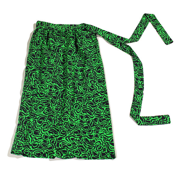 Rodebjer Gilot Skirt - Emerald Green