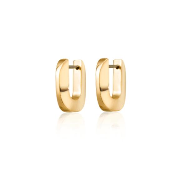 Jenny Bird Teenie Toni Earrings - gold
