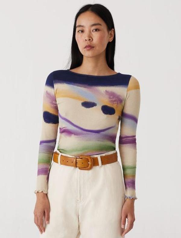 Paloma Wool NUCLEO top - Ecru