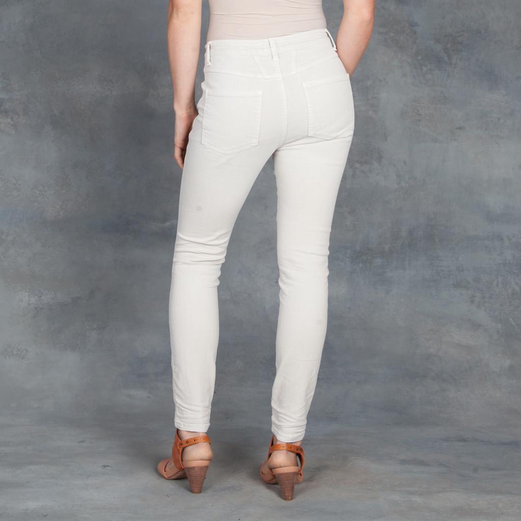 closed clothing skinny pusher is heritage beige garmentory. Black Bedroom Furniture Sets. Home Design Ideas