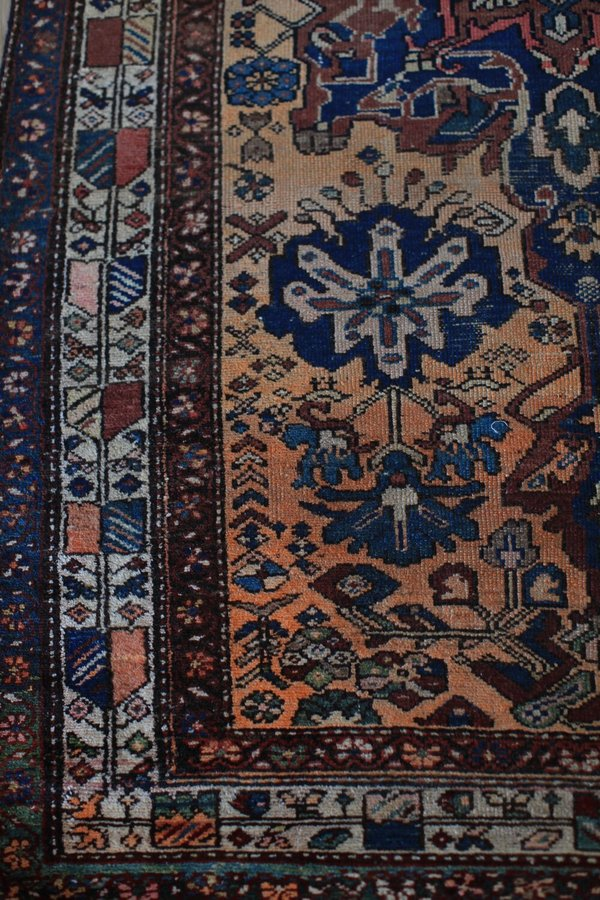 nomad collective Antique Malayer Rug - multi
