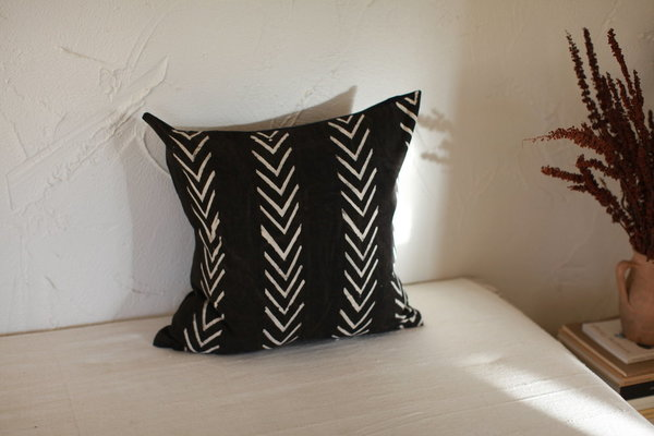 nomad collective Signature Mudcloth Pillow