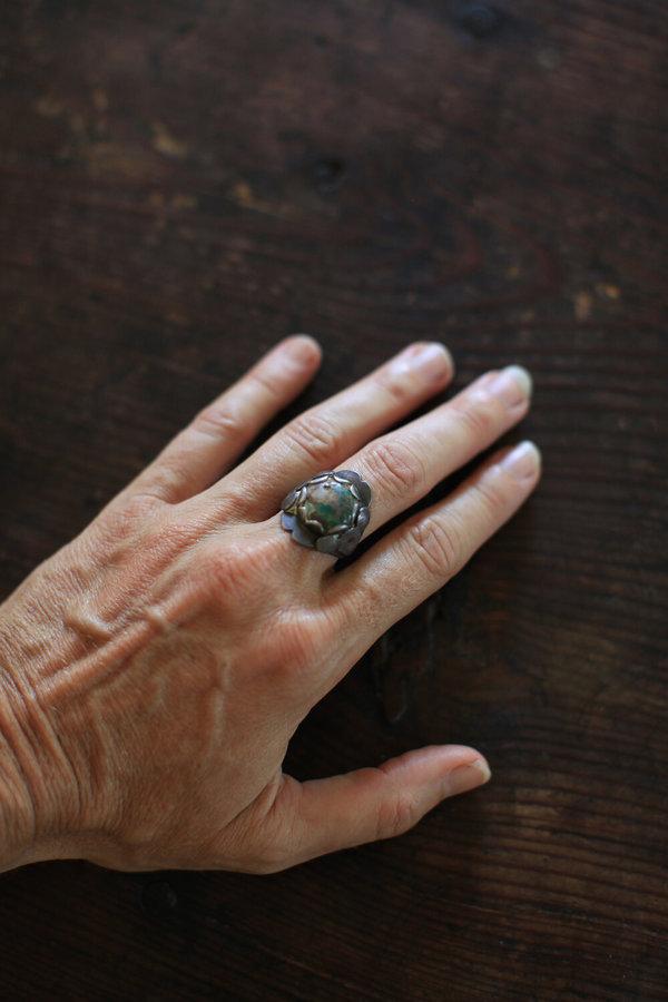 Vintage Antique Moroccan Tribal Ring