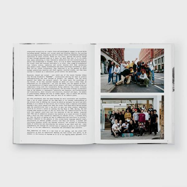 """Hachette Book Group """"supreme"""" book"""