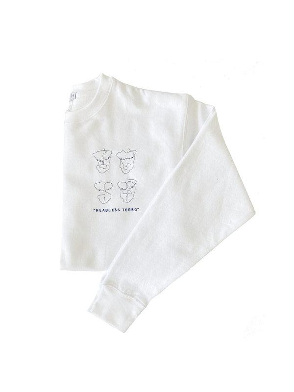 unisex house of 950 headless torso sweatshirt