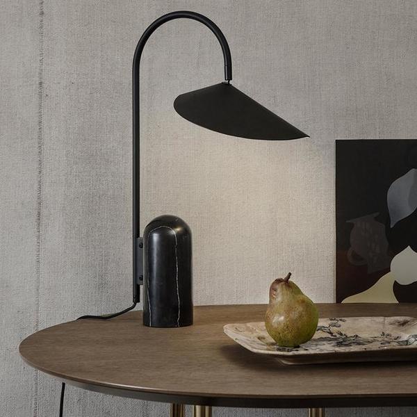 Ferm Living Arum Table Lamp - Black