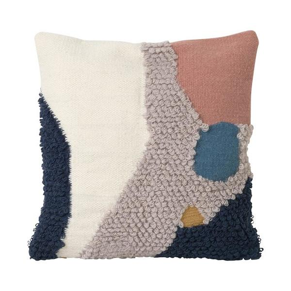 Ferm Living Loop Cushion Landscape
