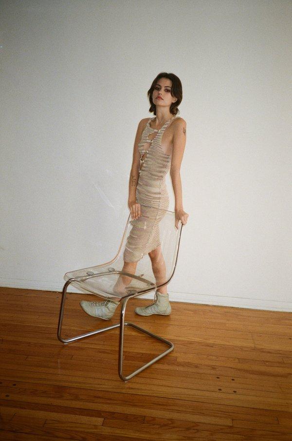 Gabe Gordon Vortex Dress - Natural