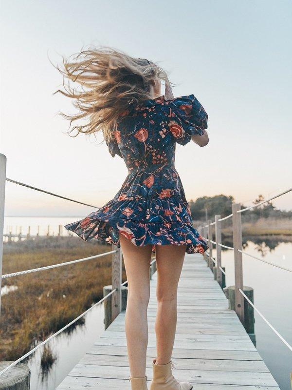Ulla Johnson Maude Dress - Moonlight