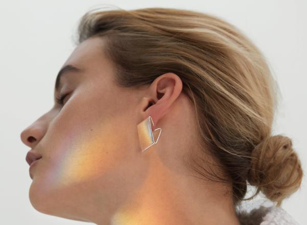 Jenny Bird all love earrings - gold