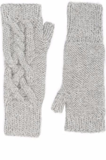Eugenia Kim Joelle Gloves - Light Gray