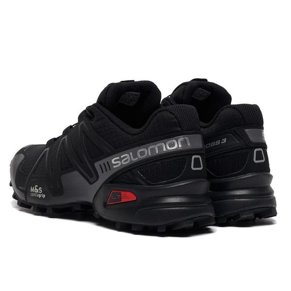 SALOMON Speedcross 3 Sneaker - Black / Quiet Shade