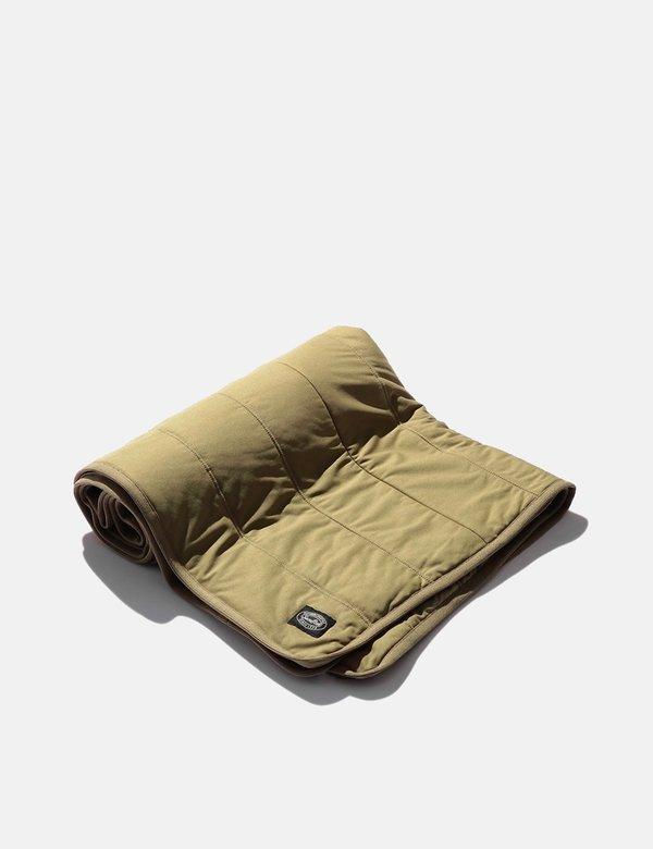 Snow Peak Flexible Insulated Blanket - Beige