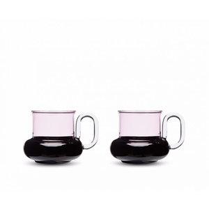 Tom Dixon Bump Tea Pot & Tea Cups