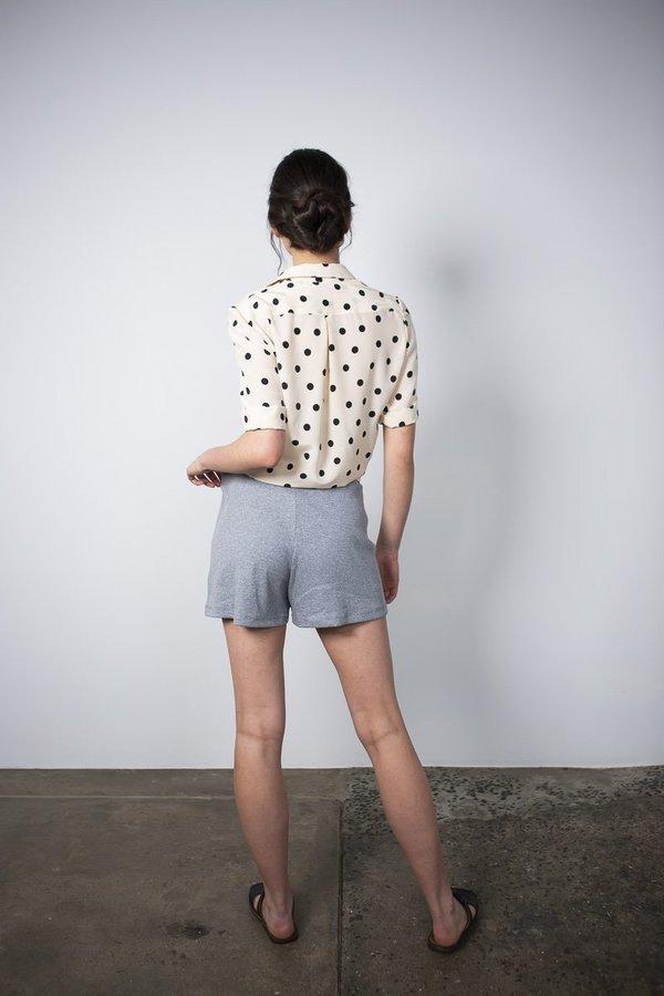 Lois Hazel Club Shirt - Dots