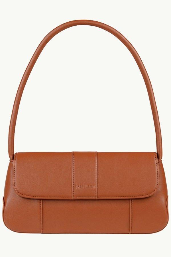 BRIE LEON Camille bag - Desert Red