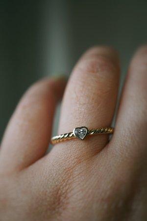 Trueheart Ring