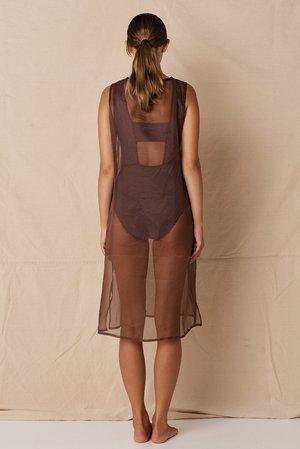 Organza Dress | Coco
