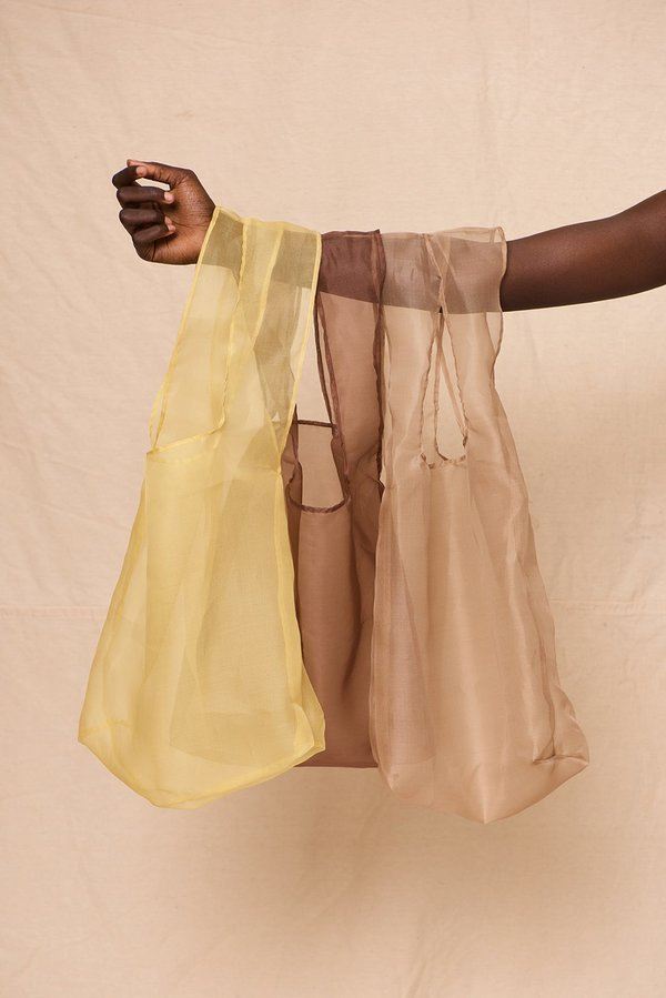 Organza Shopper | Coco