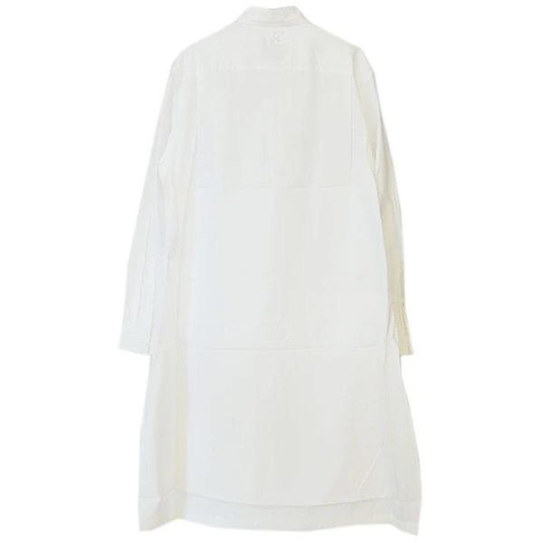 Y-3 Classic Long Shirt 'Core White'