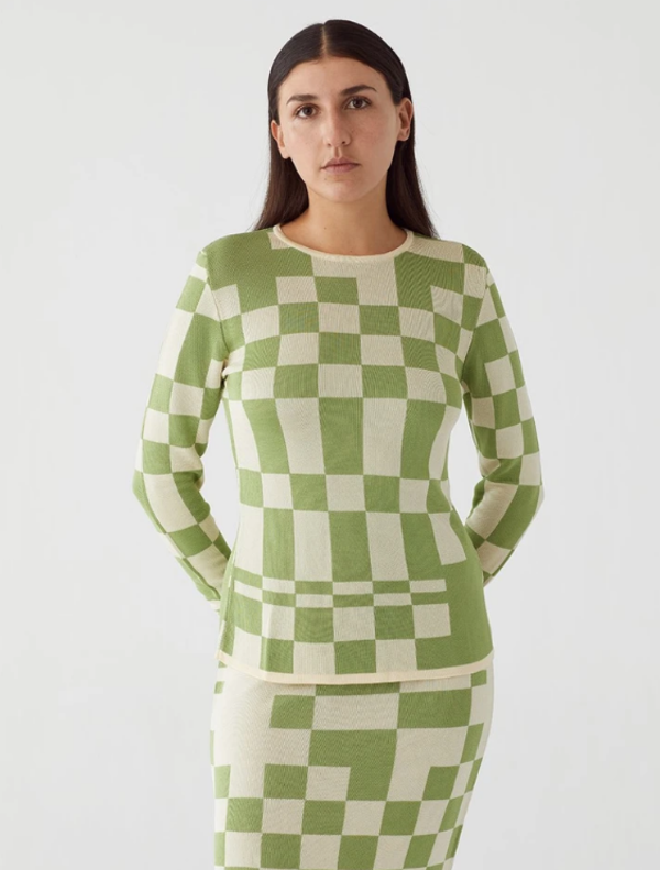 Paloma Wool El Valle Knit - Green