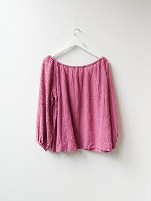 Sample Puff Sleeve Blouse