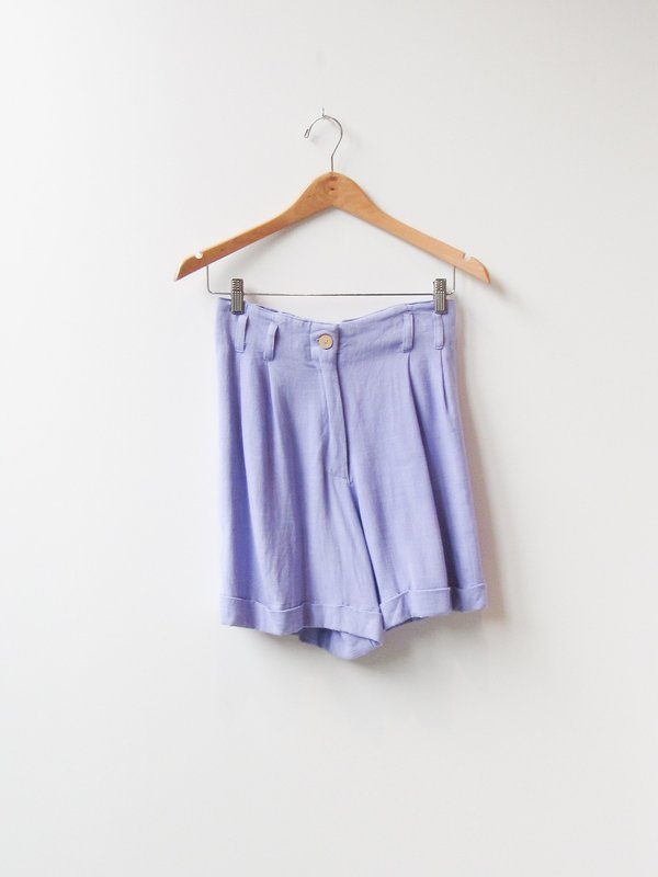 Sample Roll Up Shorts