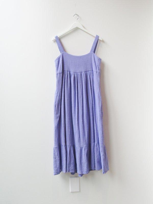 Sample Ruffle Balloon Dress