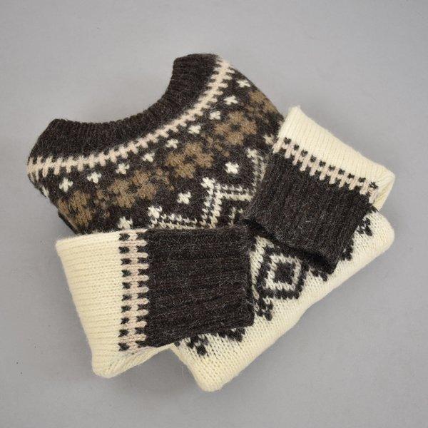 Vintage Woolrich Fair Isle Sweater