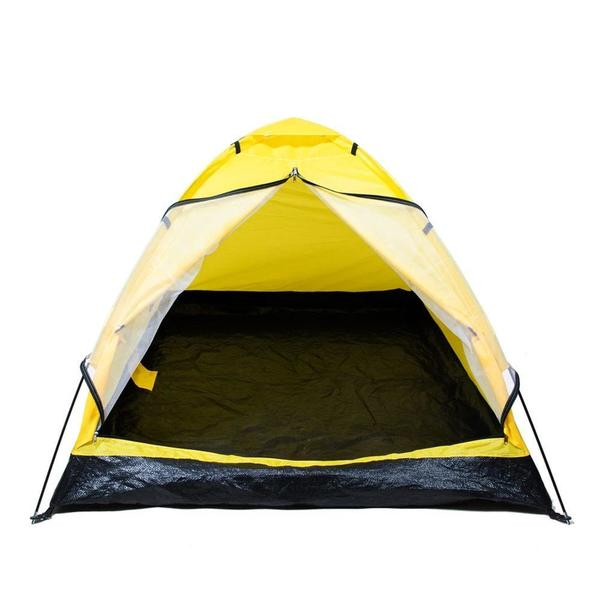 Smiley Tent 'Yellow'