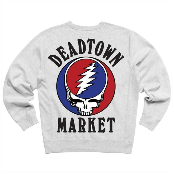GD Deadtown Crewneck 'Grey'